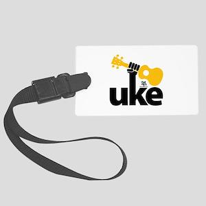 Uke Fist Large Luggage Tag