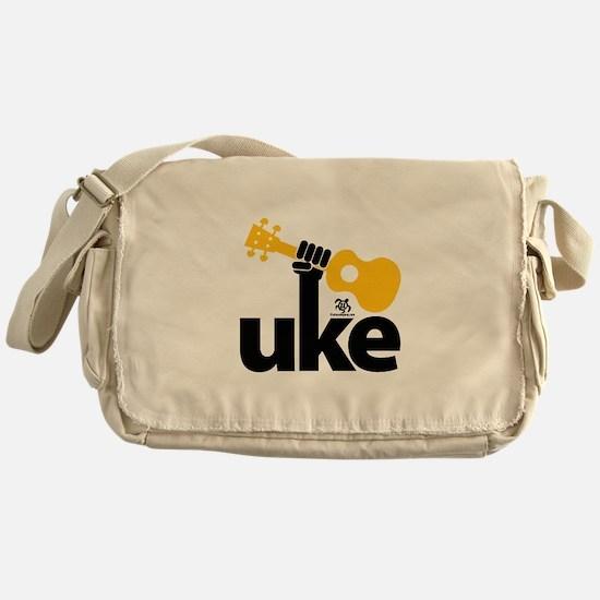 Uke Fist Messenger Bag