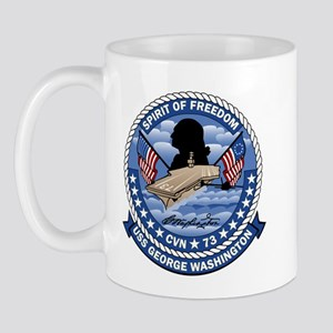 Patch USS Washington Mug