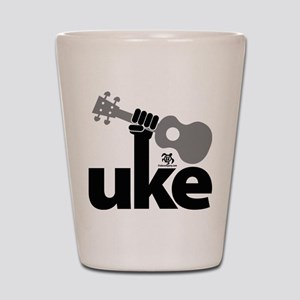 Uke Fist Shot Glass