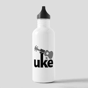 Uke Fist Stainless Water Bottle 1.0L