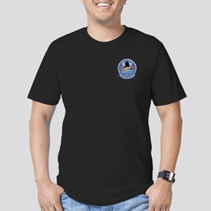 2-sided Kind of a Big Deal Men's Fitted T-Shirt (d