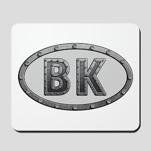 BK Metal Mousepad