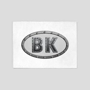 BK Metal 5'x7'Area Rug