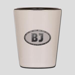 BJ Metal Shot Glass
