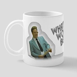 WWBD - Mug