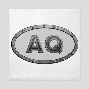 AQ Metal Queen Duvet