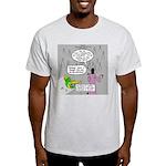 Parakeet vs Paraclete Light T-Shirt
