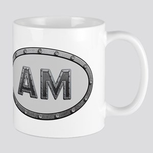 AM Metal Mug