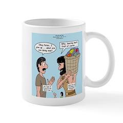 Peter Bearing Fruit Mug