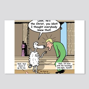 Sheep Knows Postcards (Package of 8)