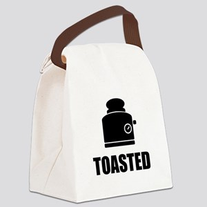 Toasted Canvas Lunch Bag