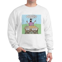 Feeding the 5,000 Sweatshirt