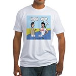 The First Jesus Freak Fitted T-Shirt