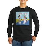 The First Jesus Freak Long Sleeve Dark T-Shirt