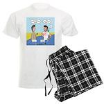 The First Jesus Freak Men's Light Pajamas