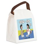 The First Jesus Freak Canvas Lunch Bag