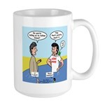 The First Jesus Freak Large Mug