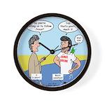 The First Jesus Freak Wall Clock