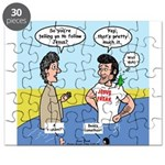 The First Jesus Freak Puzzle