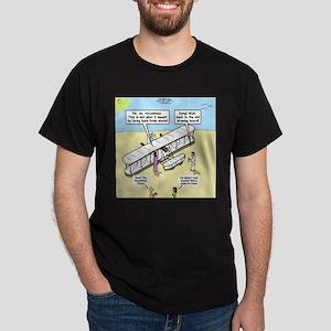 The Nicodemus Flyer Dark T-Shirt