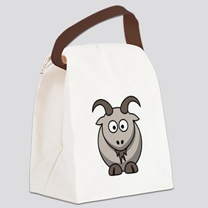 Goat ONLY Canvas Lunch Bag