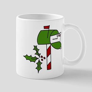 Christmas Mailbox Mug