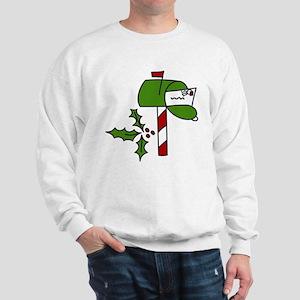 Christmas Mailbox Sweatshirt