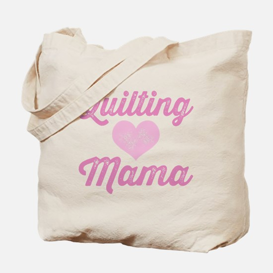 Quilting Mama Tote Bag