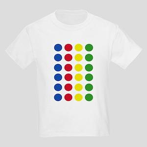 Twister Dots Kids Light T-Shirt
