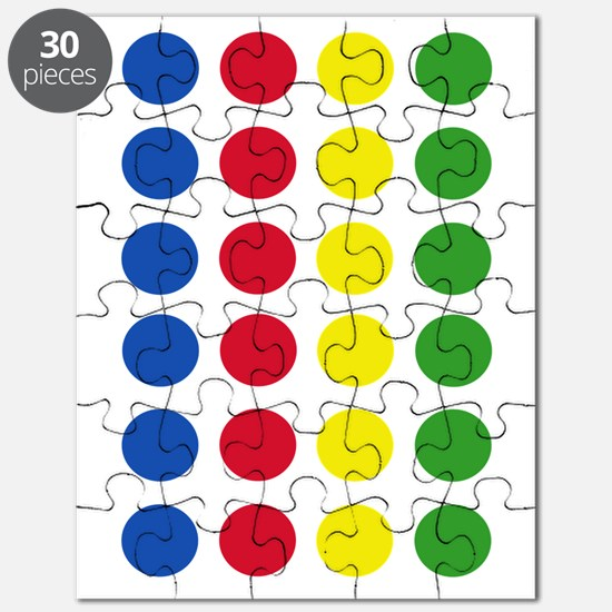 Twister Dots Puzzle