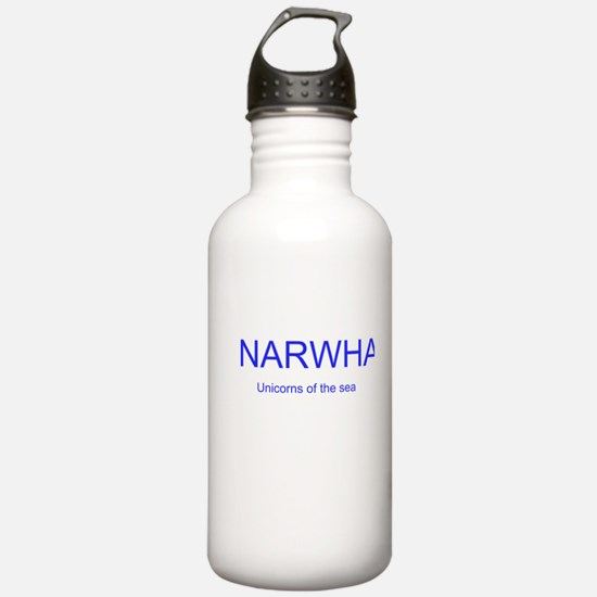 Narwhals Water Bottle