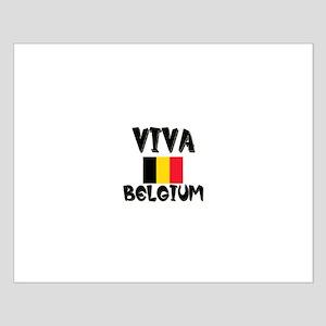Viva Belgium Small Poster
