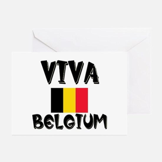 Viva Belgium Greeting Cards (Pk of 10)
