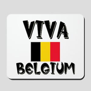 Viva Belgium Mousepad
