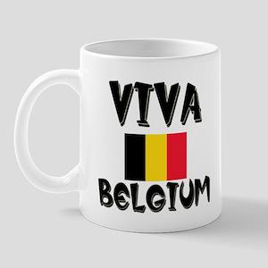 Viva Belgium Mug