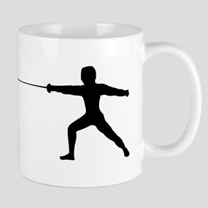 Guy Fencer Mug