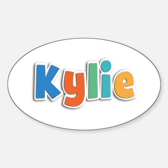 Kylie Spring11B Oval Decal