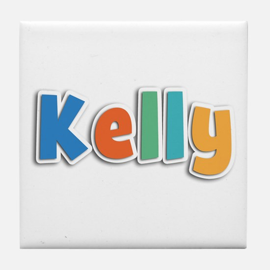 Kelly Spring11B Tile Coaster