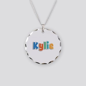 Kylie Spring11B Necklace Circle Charm