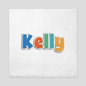 Kelly Spring11B Queen Duvet