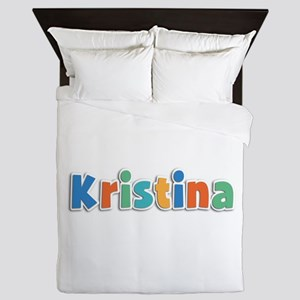 Kristina Spring11B Queen Duvet