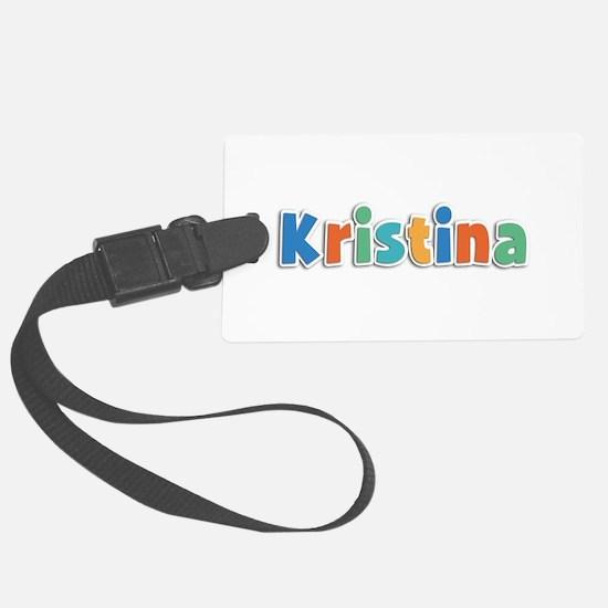 Kristina Spring11B Luggage Tag