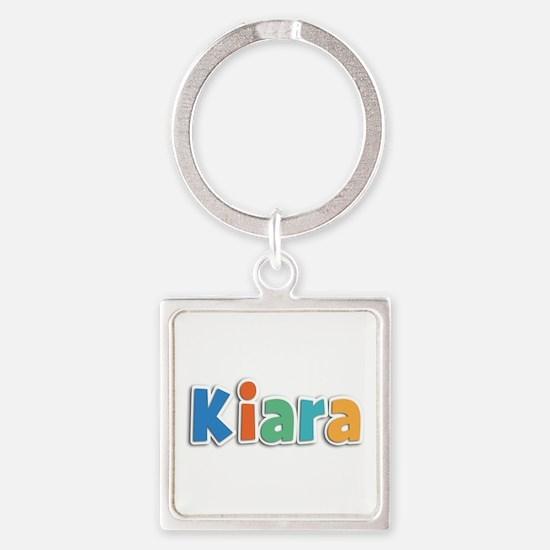 Kiara Spring11B Square Keychain