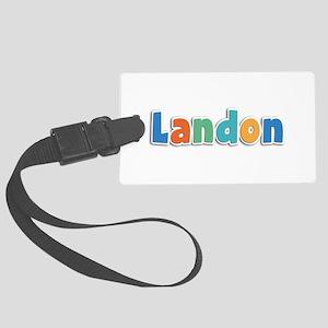 Landon Spring11B Large Luggage Tag