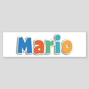Mario Spring11B Bumper Sticker