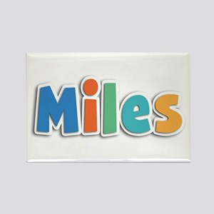 Miles Spring11B Rectangle Magnet