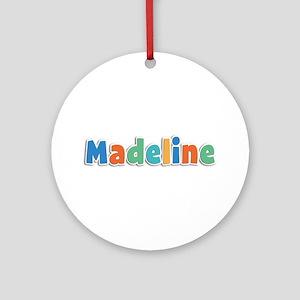 Madeline Spring11B Round Ornament