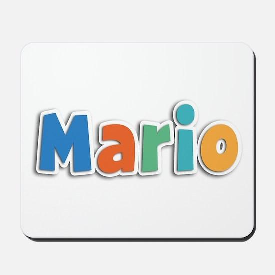 Mario Spring11B Mousepad