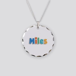 Miles Spring11B Necklace Circle Charm